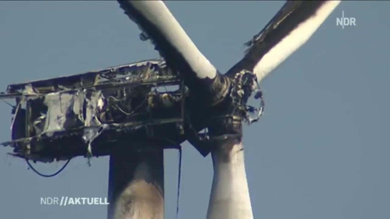 Acidentes e Incêndios em Turbinas Eólicas - Energia Eólica ...