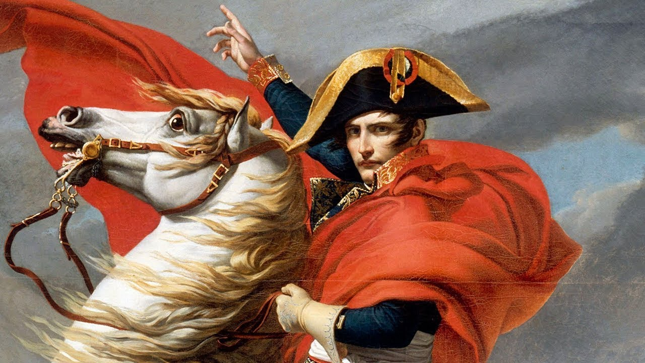 Great Leaders in History: Napoleon Bonaparte - YouTube