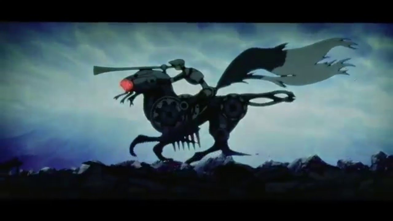Animatrix - The Second Renaissance Part II - Machine Horse - YouTube