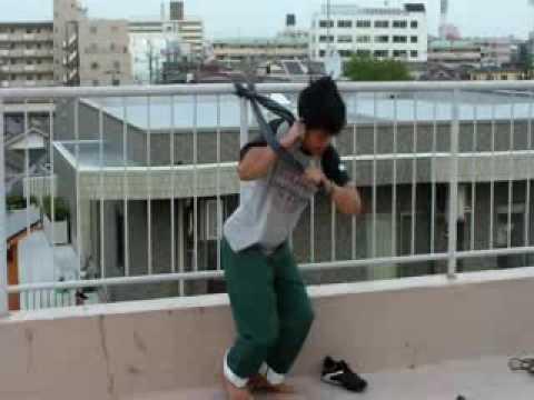 Uchi komi band training - YouTube
