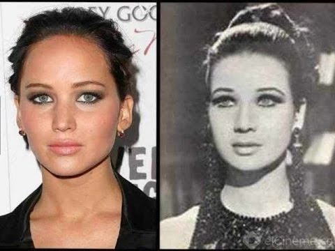 Did Illuminati Clone Jennifer Lawrence..Better Wake Up ...