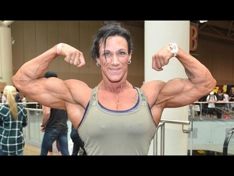 Female Bodybuilding 2017! Strong women! Muscular women ...