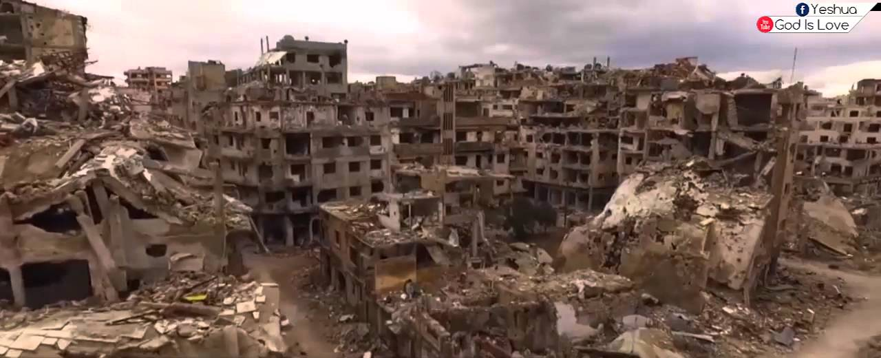 THE PROPHECY OF DAMASCUS: The Heap Of Ruins City! - YouTube
