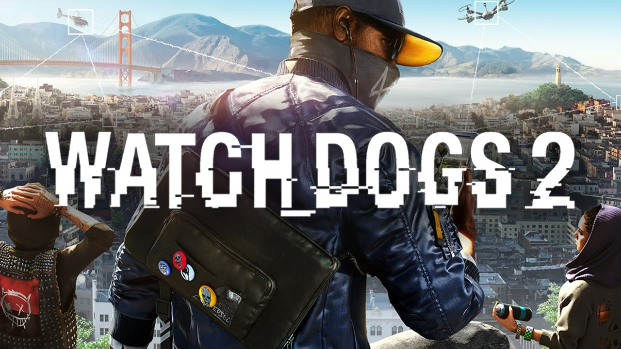 WATCH DOGS 2 #001 - Die Hacker von San Francisco | Let's Play Watch Dogs 2 - YouTube