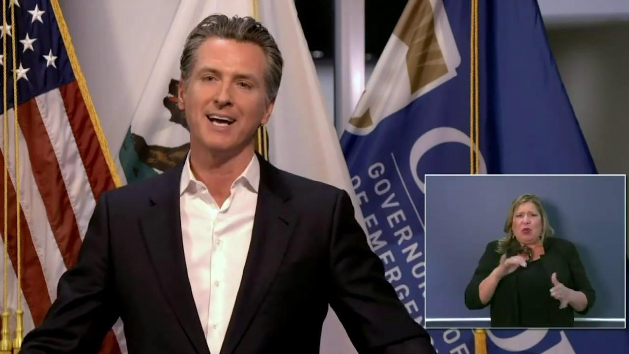 Gov. Newsom Shares How California Companies Like Bloom ...