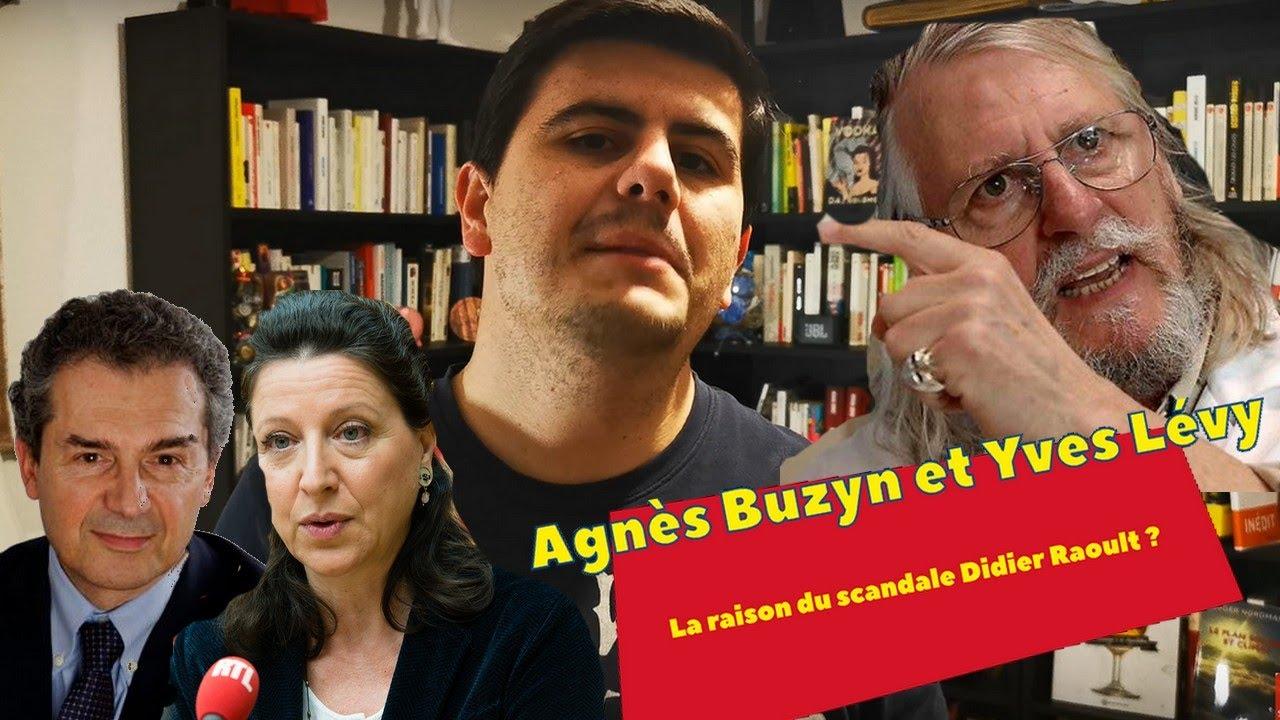Agnès Buzyn et Yves Lévy : la raison du scandale du Pr ...
