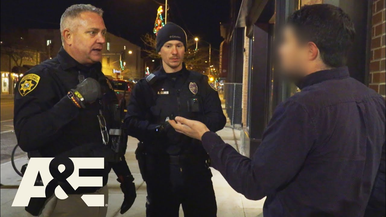 Live PD: Pick on Someone Your Own Size (Season 4) | A&E ...