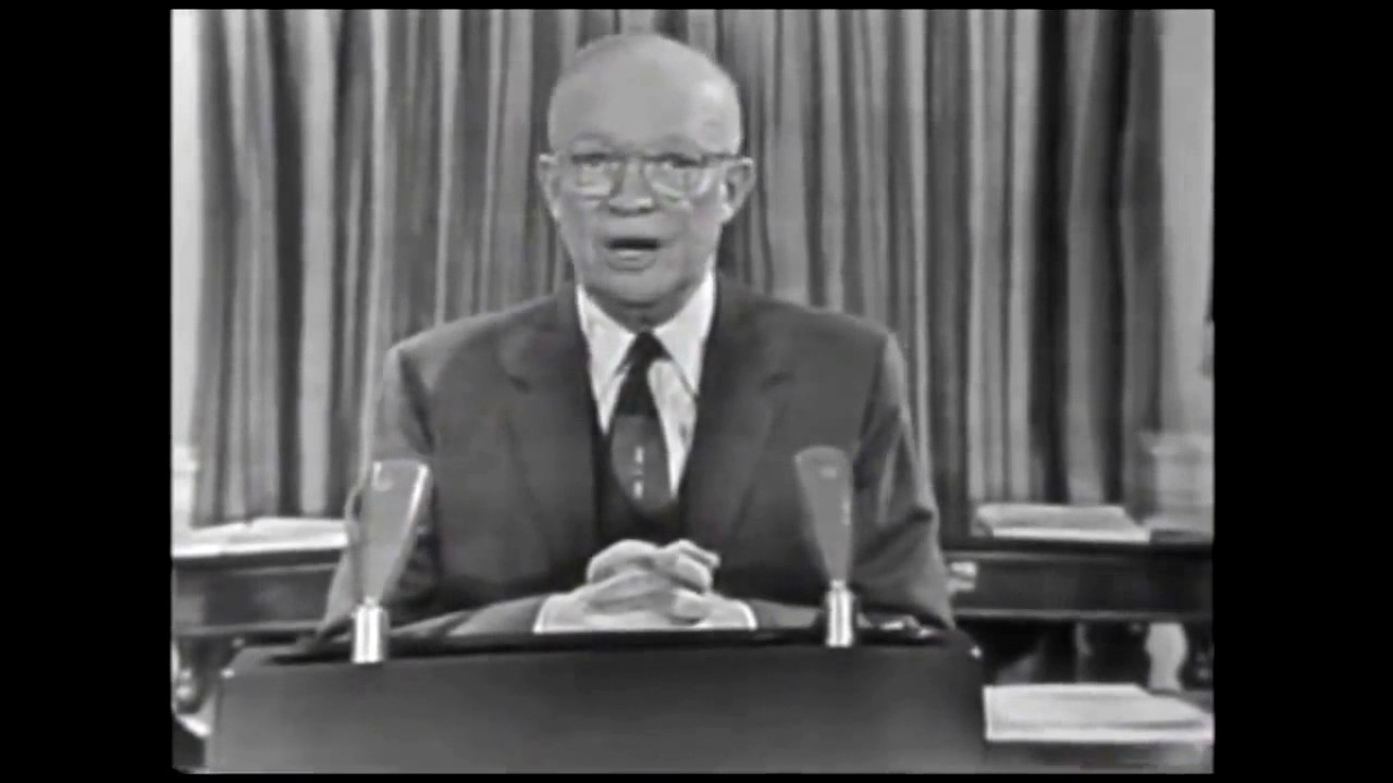 Eisenhower Farewell Address - The 'Military Industrial ...