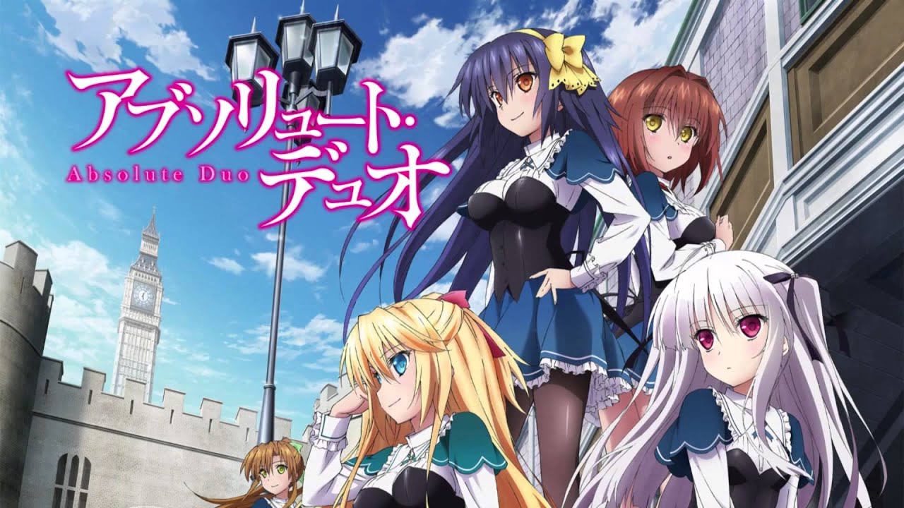 Teaser | Absolute Duo - YouTube