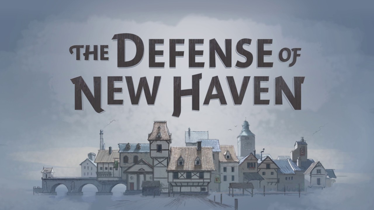 The Defense of New Haven Trailer 01 - YouTube