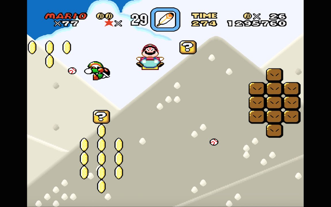 Super Mario World: Tubular [1080 HD] - YouTube