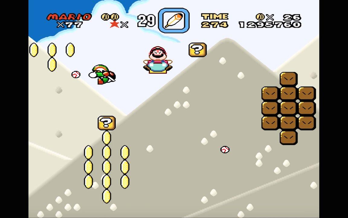 Super Mario World: Tubular [1080 HD] - YouTube
