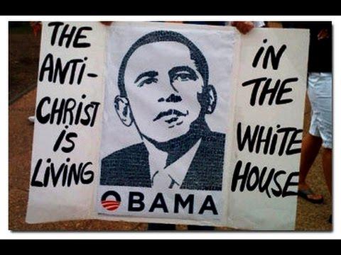 AMAZING PROOF Barack Obama Is The Antichrist & Islam's ...