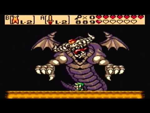 Legend of Zelda Oracle of Seasons (Onox General of ...