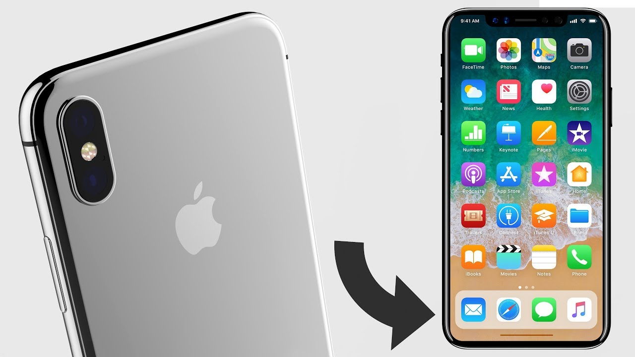 iPhone X Software Secrets Revealed! Dock, Gestures & More ...