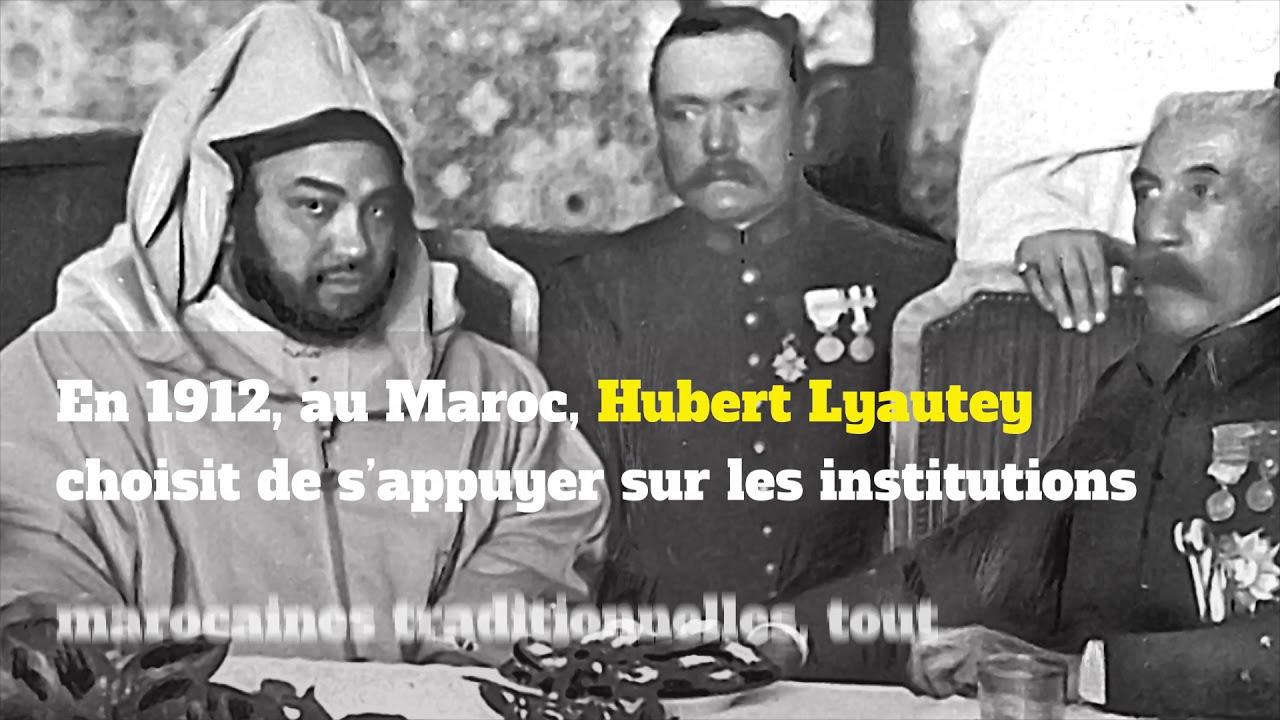 Qui est vraiment Hubert Lyautey, le premier Résident ...