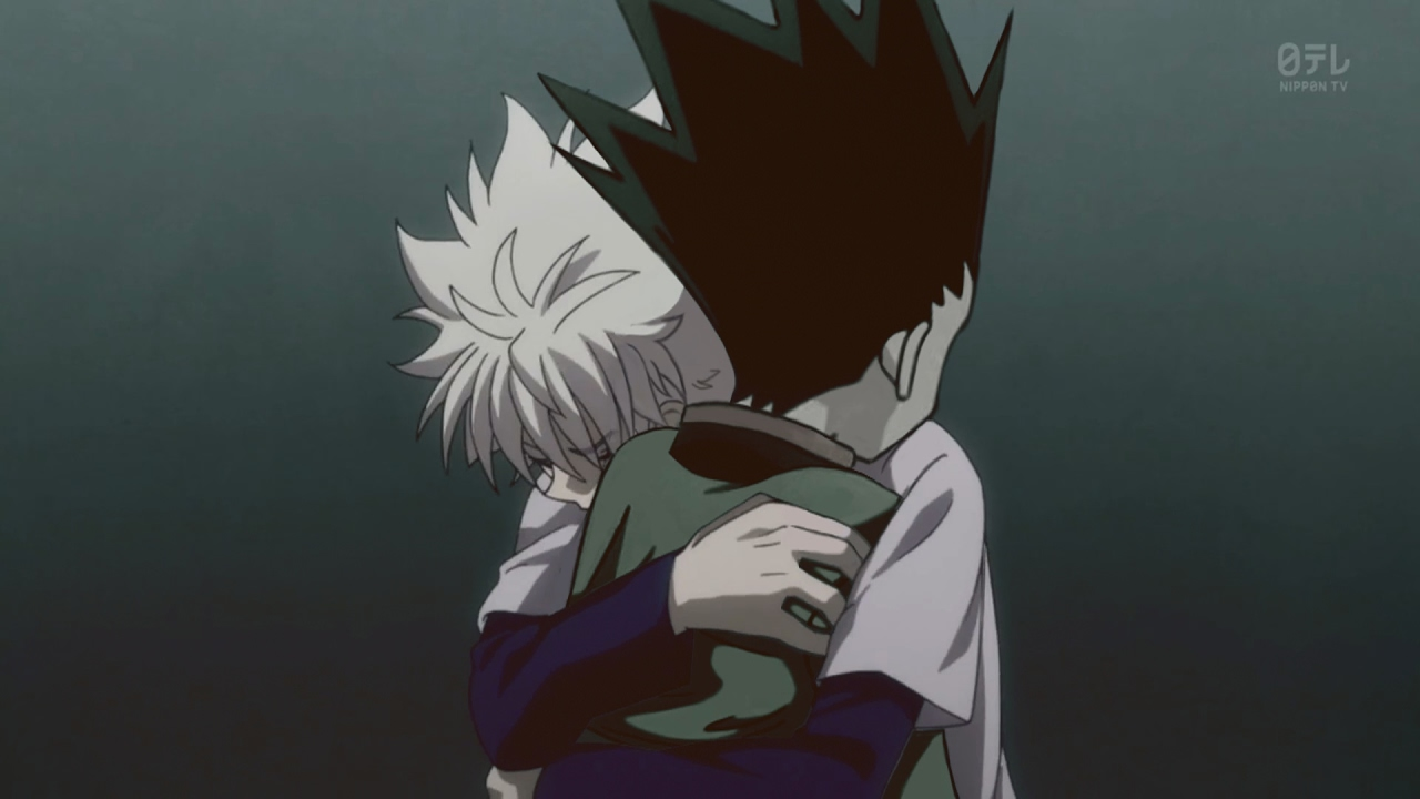 I FOUND || HUNTER X HUNTER (Killugon) - YouTube