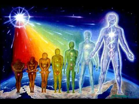 Human Consciousness is an Ongoing Spiritual Evolutionary Process - YouTube
