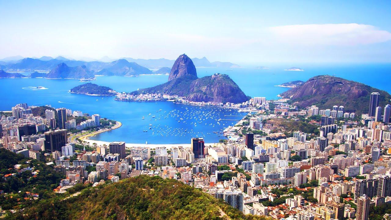 Rio de Janeiro - Brazil - YouTube