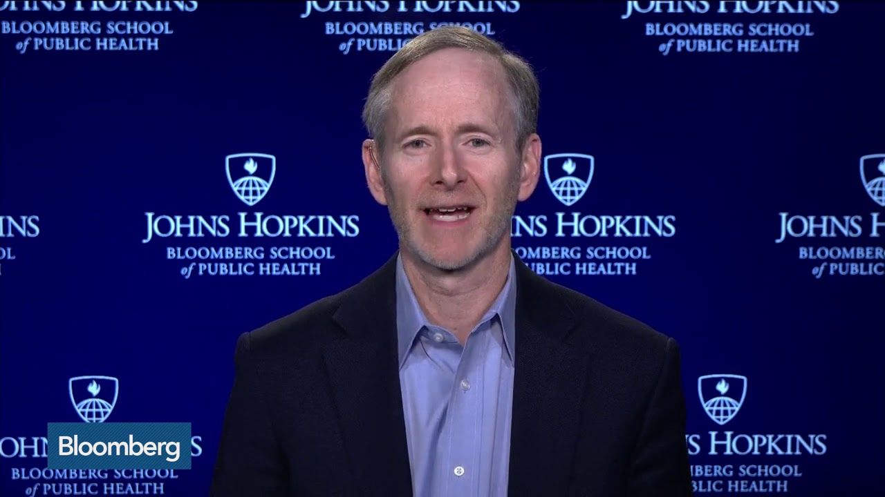 Global Pandemic Risk Is Rising, Johns Hopkins' Inglesby ...