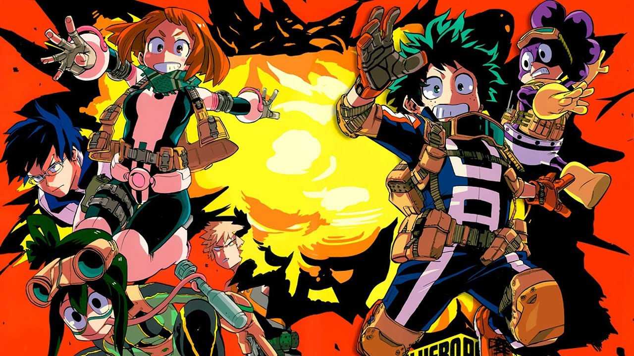 'Boku no Hero Academia' Gets New Original Anime Episode!