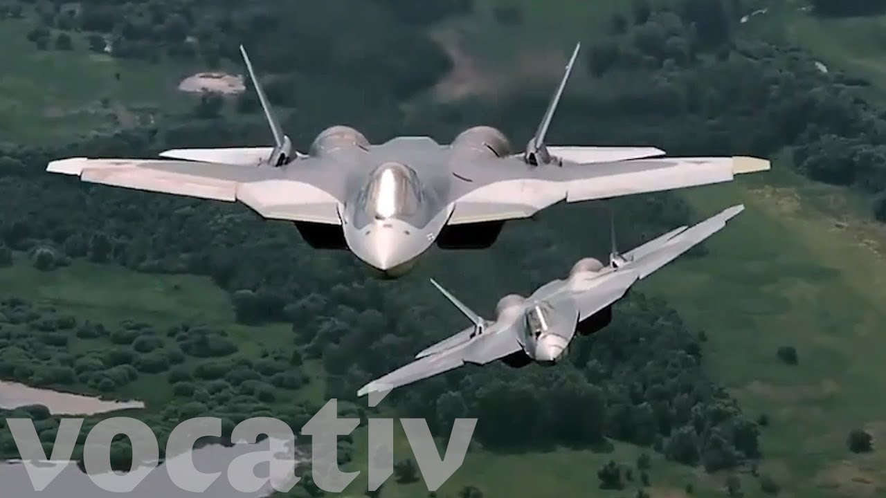 Russia's First Stealth Fighter Is An F-22 Raptor Rival ...