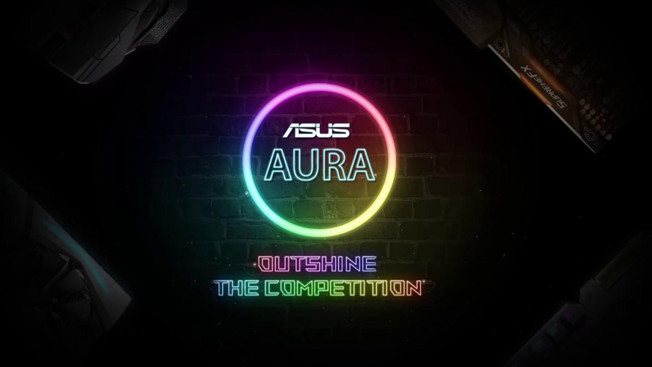 AURA SYNC - Win Dream AURA PC & Peripherals - YouTube