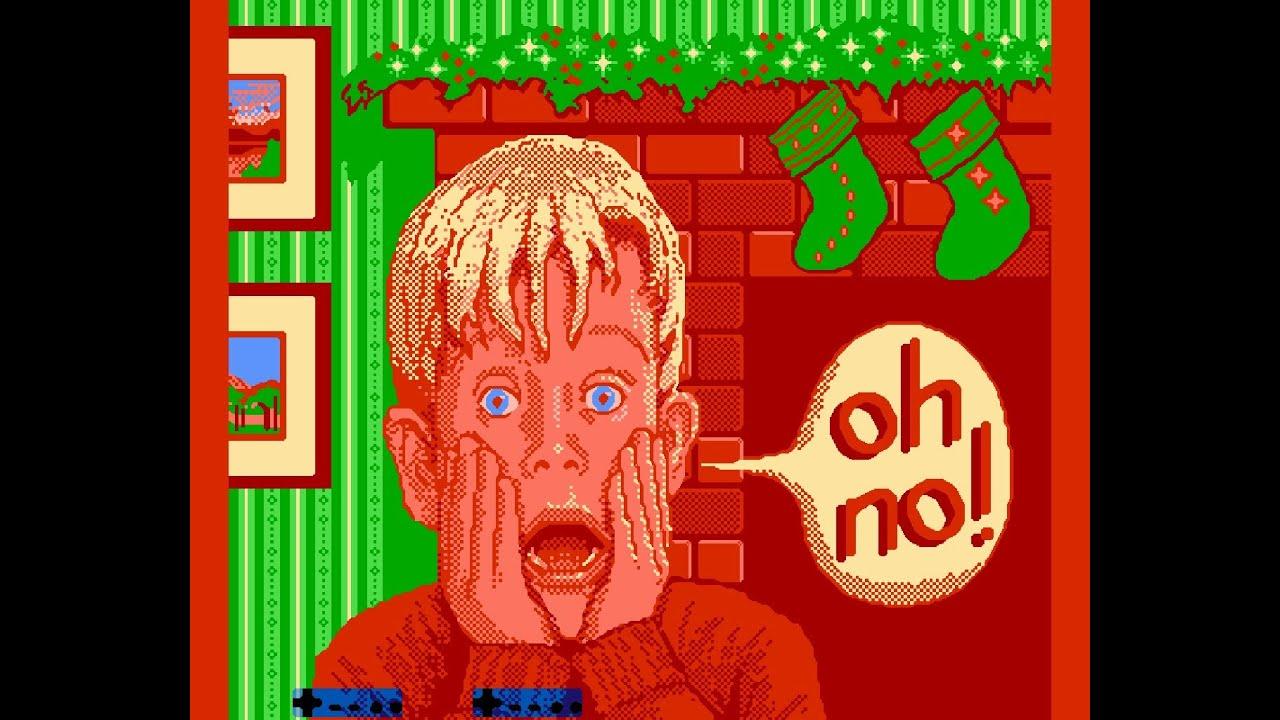 Home Alone LongPlay (NES) - YouTube