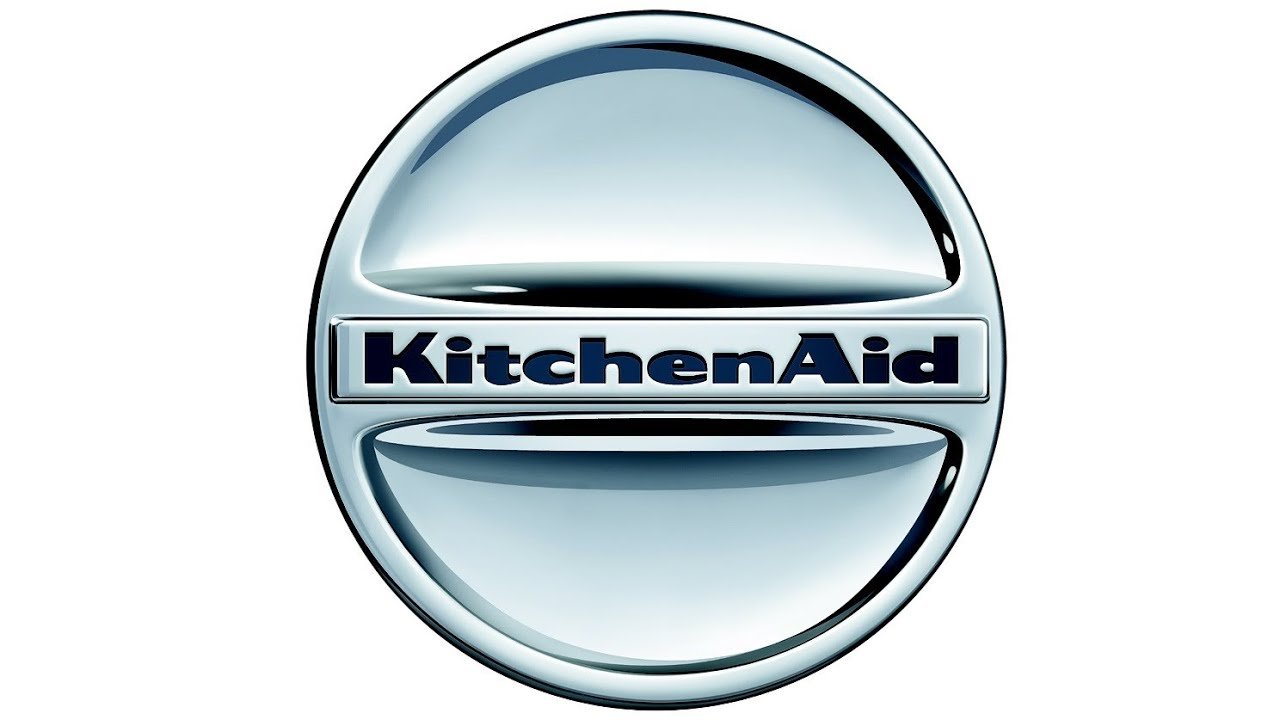 KitchenAid Appliance metal cover with logo