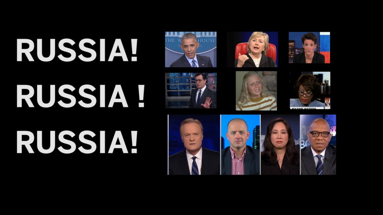Democrats blame Russia for everything! - YouTube
