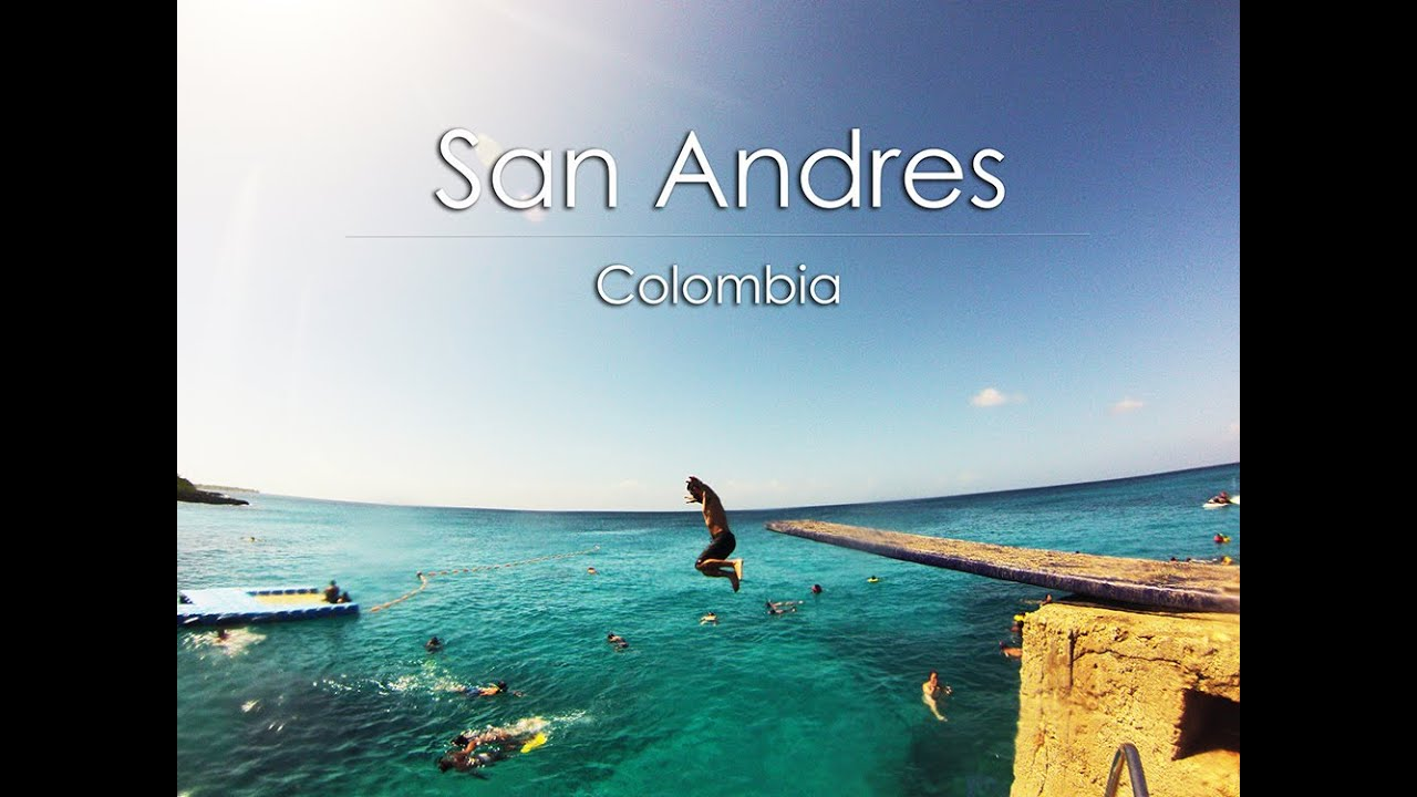 San Andres | Colombia - YouTube