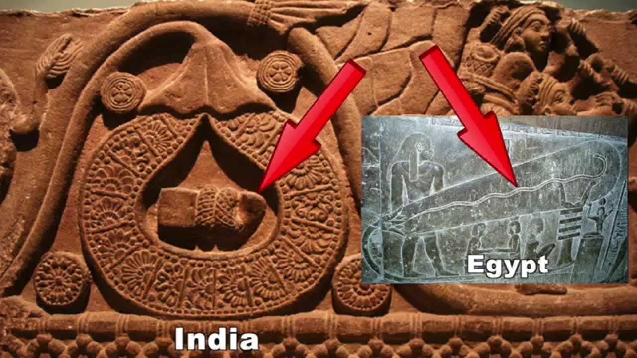 ANCIENT TECHNOLOGY: BOTH EGYPT & INDIAN!!! LIGHT BULBS ...