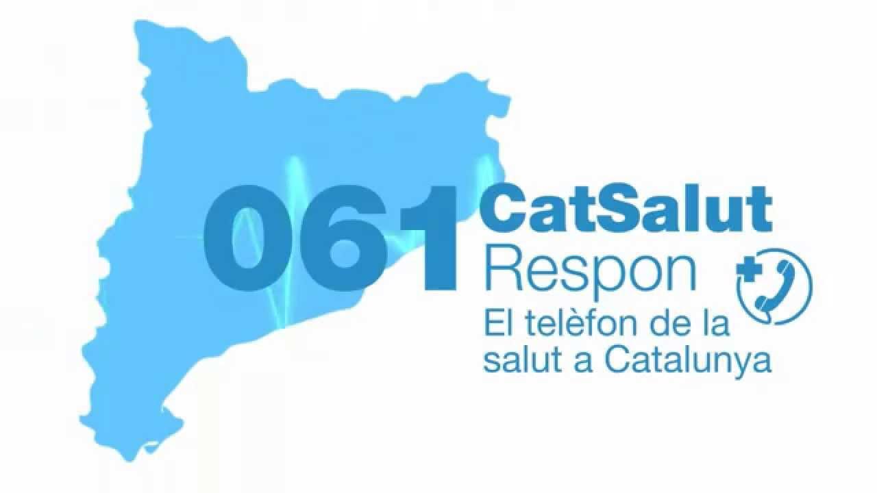 061 CatSalut Respon - YouTube