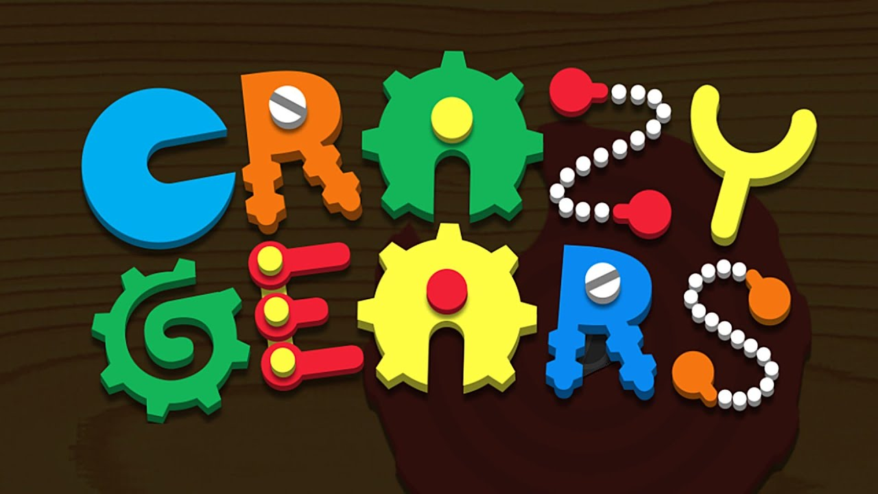 Crazy Gears - Educational App for Kids, iPad iPhone - YouTube