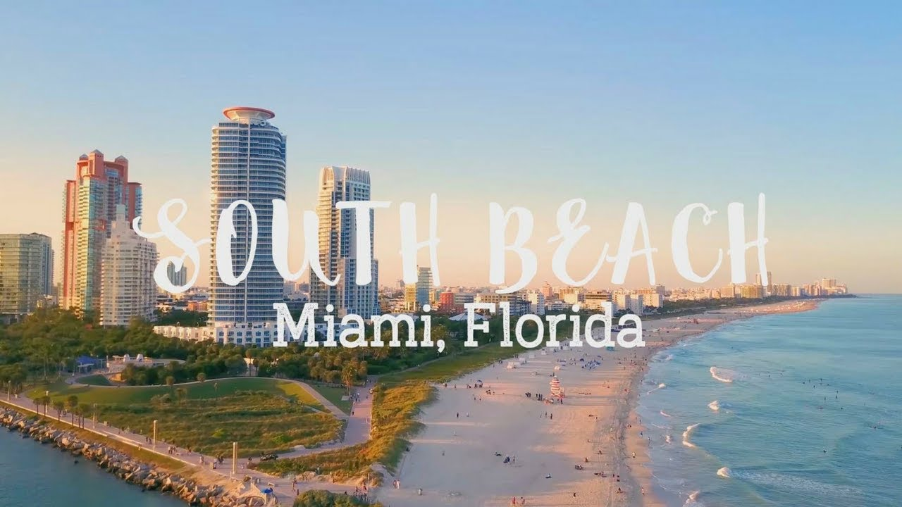 Florida Travel: Visit South Beach, Miami - YouTube