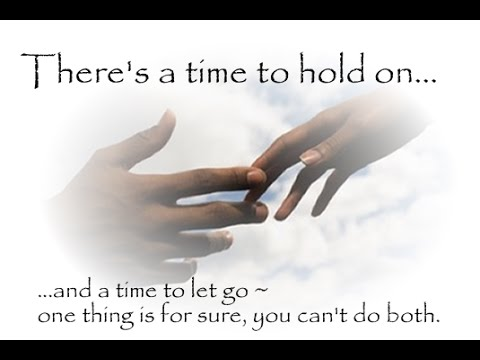 Emotional Attachment- From Holding On To Letting Go! - YouTube