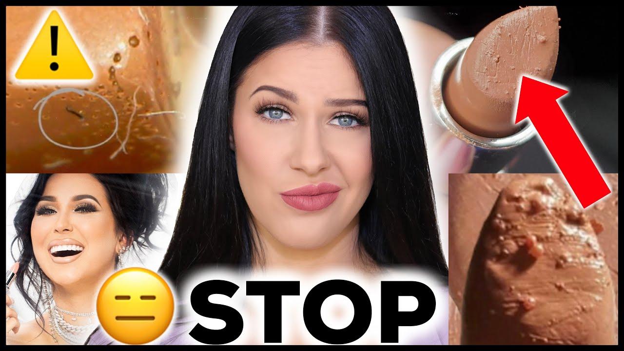 Jaclyn Hill Lipsticks - Truths & Lies :/ - YouTube