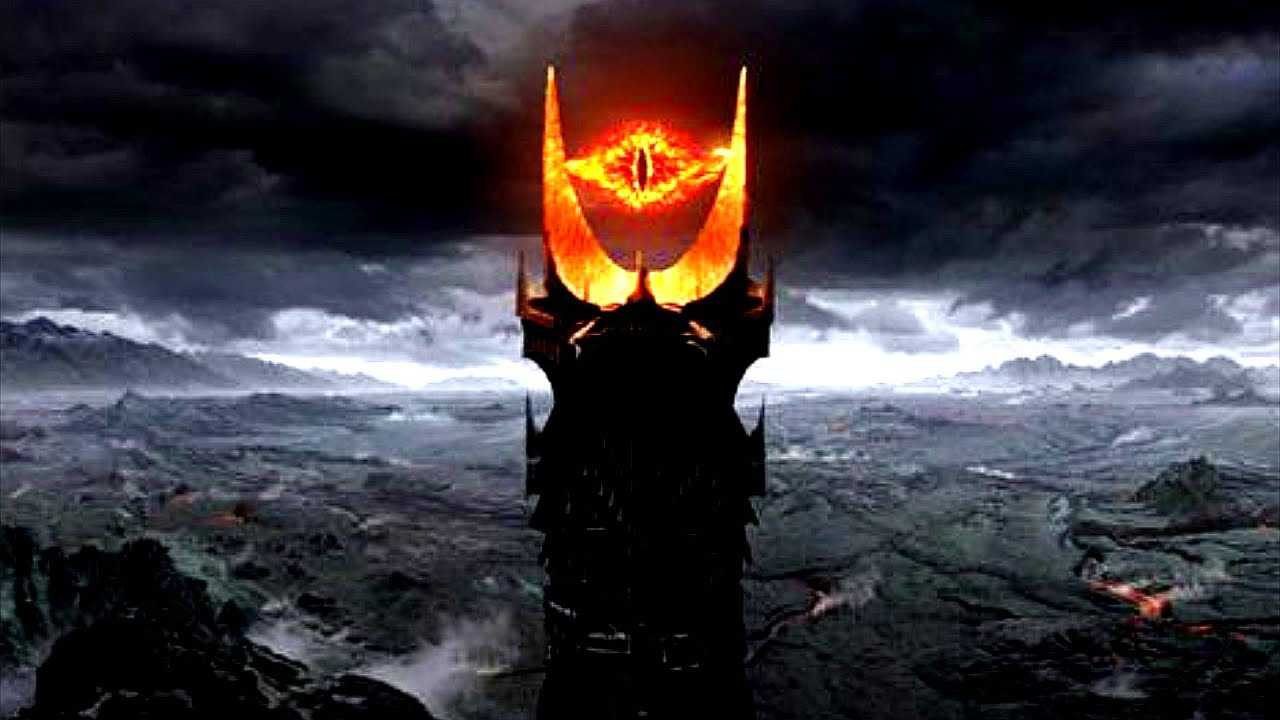 Sauron's March - Lord Of Mordor - YouTube