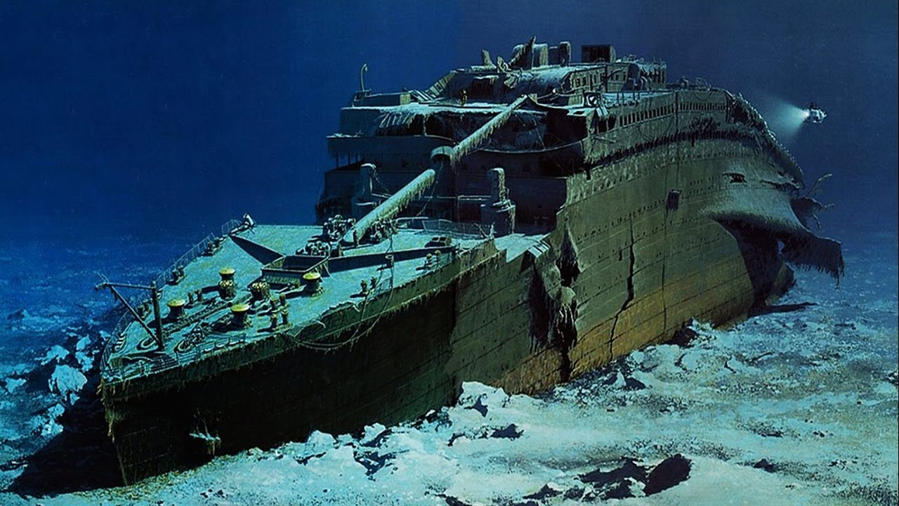 Titanic Wreckage Now Protected Under U.S.-U.K. Deal That Was Nearly Sunk…