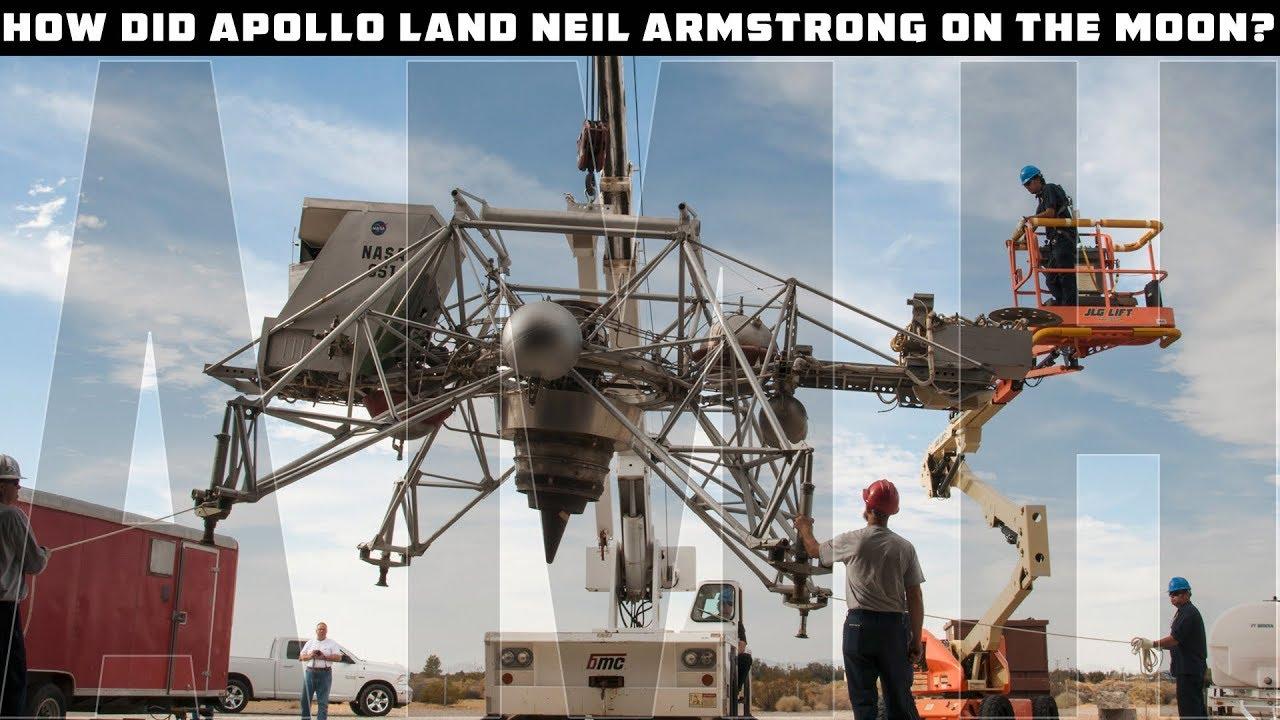 """How Did NASA Land Apollo On The Moon?"" - YouTube"
