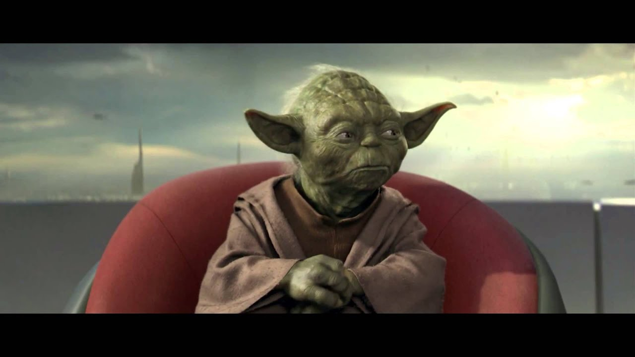Go I will. Good relations with the Wookies, I have - YouTube