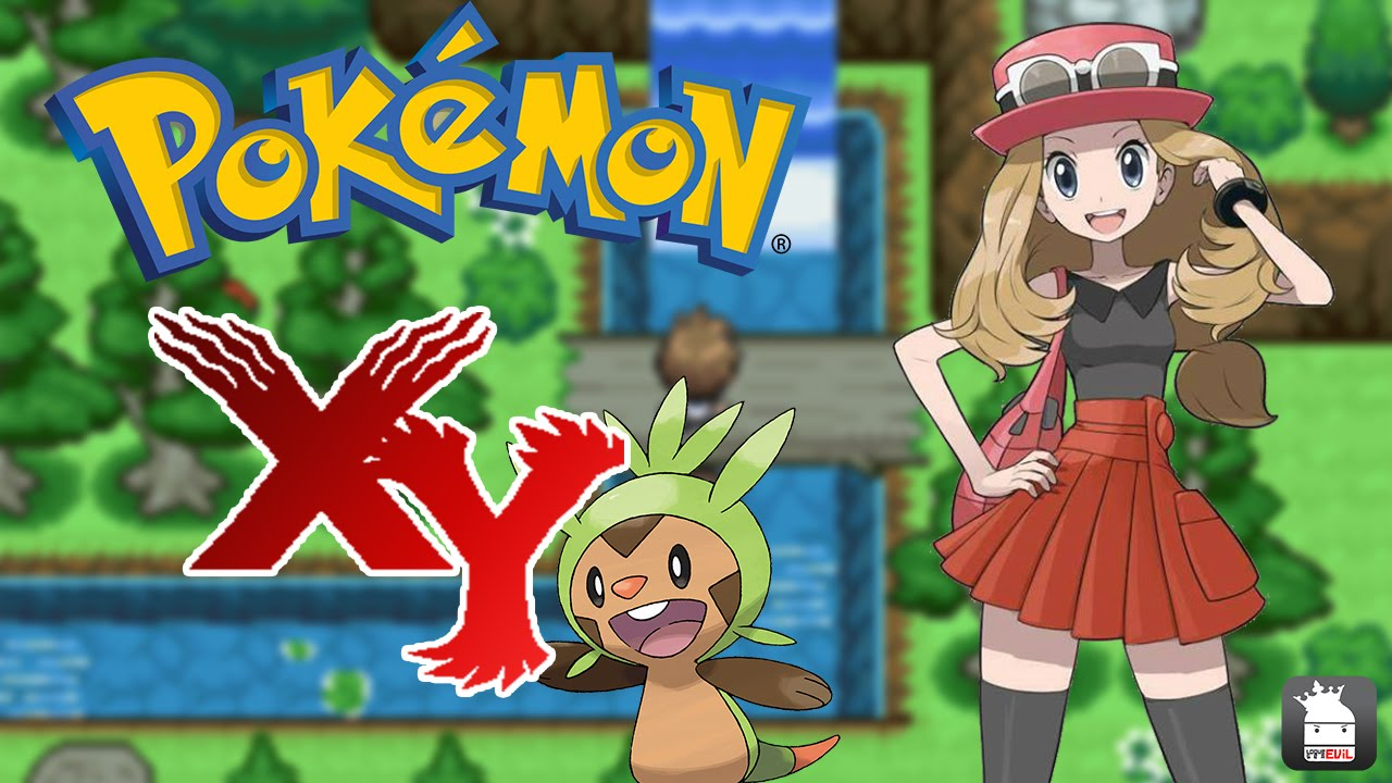 Pokemon XY Para Android y PC | GBA My boy Hackrom - YouTube