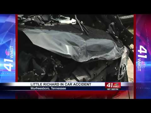 Little Richard in car accident - YouTube