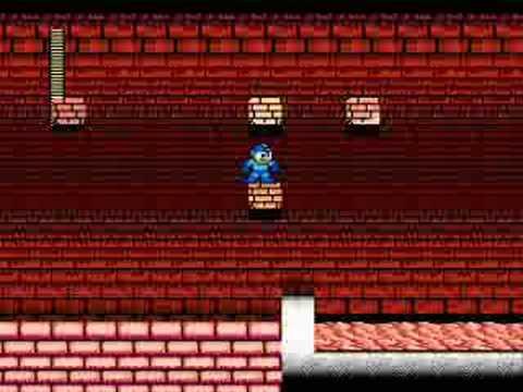 Mega Man II Heat Man's Stage Disappearing Blocks Solution ...
