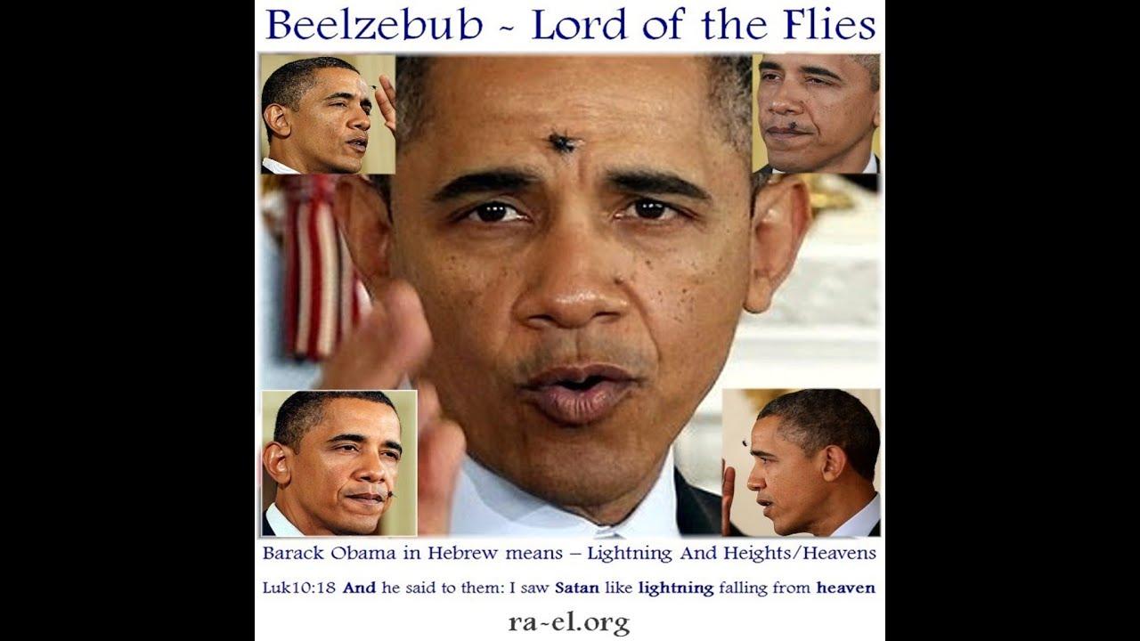 Barack Obama Satan-Beelzebub_Torah Code - YouTube