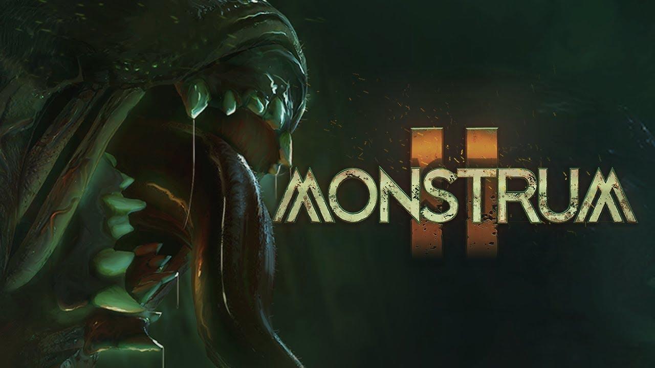 Monstrum 2 Announcement Teaser - YouTube