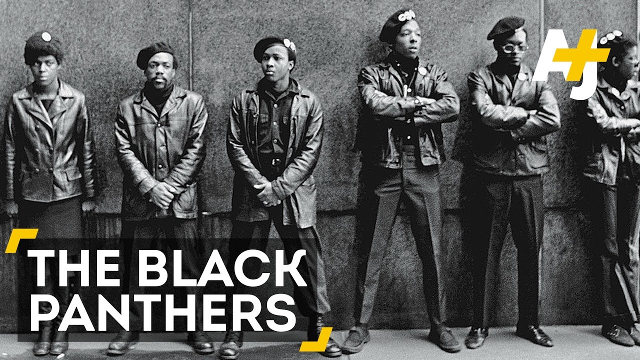 5 Things To Know About The Black Panthers - YouTube