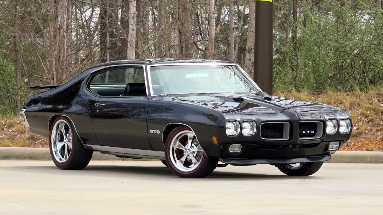 136165 / 1970 Pontiac GTO - YouTube