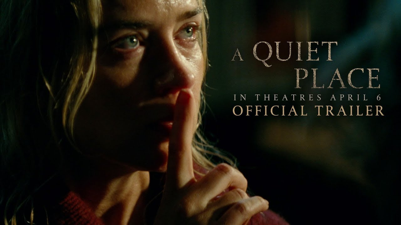 A Quiet Place (2018) - Official Trailer - Paramount ...