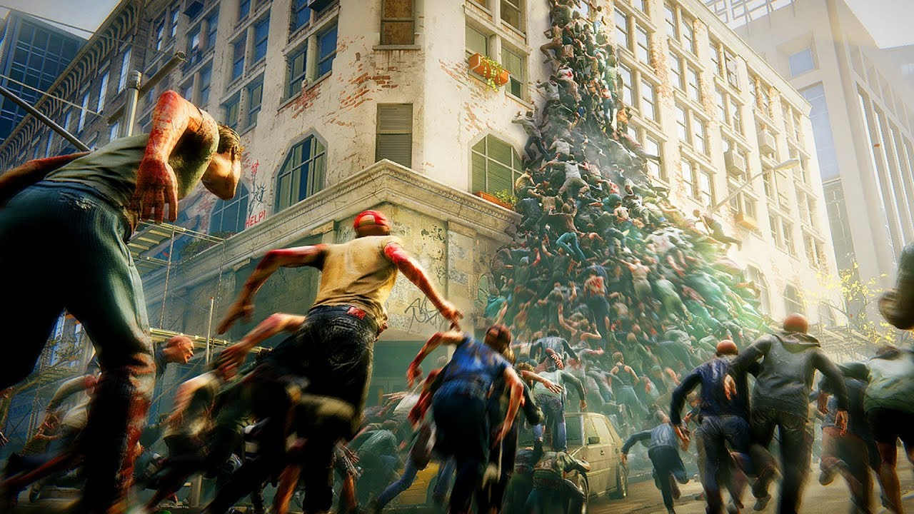 This Game Does Zombie Hordes Right (World War Z) - YouTube